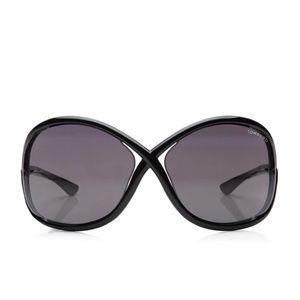 Tom Ford Whitney Black Sunglasses